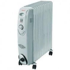 Calorifer - Radiator cu ulei Eltron EL-2000-PT-11, 2000W, 11 elementi