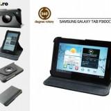 Husa rotativa 360 Samsung Galaxy Tab 2 P3100 P3110 3113 + bonus - Husa Tableta Samsung, 7 inch