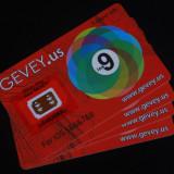 Gevey decodare iPhone 6S 6+ 6 5S 5C 5 4S indiferent de iOS - Gevey SIM