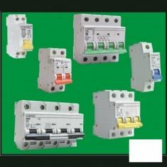 Tablou electric - Siguranta automata modulara 6kA 10A/2/C