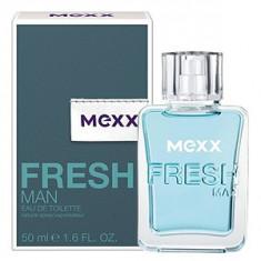 Mexx Fresh Man EDT 50 ml pentru barbati - Parfum barbati