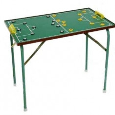 Masa de fotbal cu nasturi cu picioare - Foosball