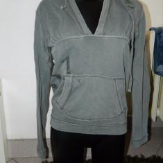 Bluza dama, femei, bluza sport fete, gluga, M, moderna. COMANDA MINIMA 30 LEI!, Maneca lunga, Casual, Bumbac