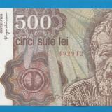 500 lei 1991 0 Aprilie UNC