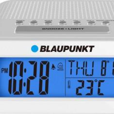 Aparat radio - Blaupunkt Radio cu ceas Blaupunkt CR3WH Alb