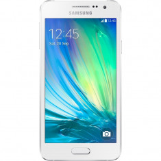 Samsung Smartphone Samsung A300F Galaxy A3 Duos White - Telefon Samsung