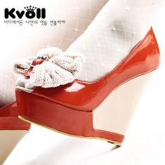 Pantofi dama - CH1098 Incaltaminte - Pantofi cu platforma