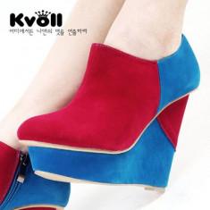 Pantofi dama - CH1508 Incaltaminte - Pantofi cu platforma