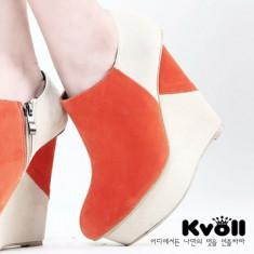 Pantofi dama - CH1507 Incaltaminte - Pantofi cu platforma