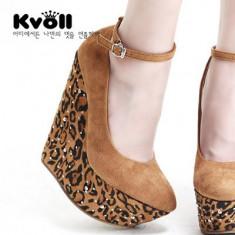 Pantofi dama - CH1474 Incaltaminte - Pantofi cu platforma
