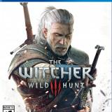 Cd projekt red Joc software The Witcher III: Wild Hunt PS4