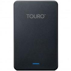 HDD extern - Hard disk extern Hitachi Hard disc extern HDD Hitachi Touro Mobile 2.5'' 1TB USB3.0, Negru HTOLMU3EA10001ABB