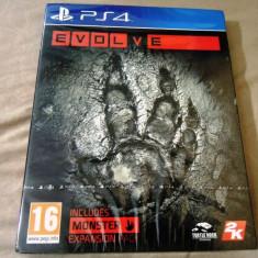 Joc Evolve, PS4, original si sigilat, alte sute de jocuri! - Jocuri PS4, Actiune, 16+, Single player