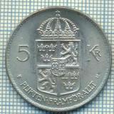 6791 MONEDA - SUEDIA(SVERIGE) - 5 KRONOR - ANUL 1972 -starea care se vede, Europa, An: 1940