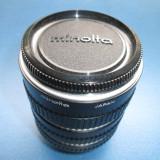 Minolta made in Japan-Dispozitiv de inele intermediare 28-21-14.