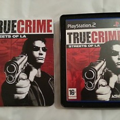 (RAR Colectabile) True Crime: Streets of LA - Joc ORIGINAL - PS2 - Jocuri PS2 Activision, Actiune, 16+, Single player