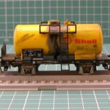 Macheta Feroviara - Vagon cisterna marca Roco scara HO(3151)