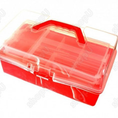 Gel unghii - Geanta manichiuriste din plastic