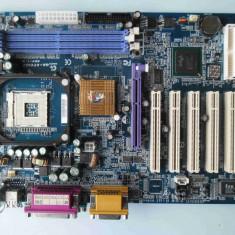Placa de baza Gigabyte GA-8PE667 DDR1 AGP socket 478, Pentru INTEL, ATX