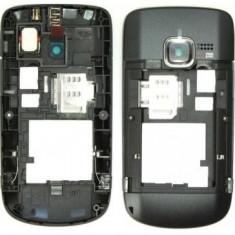 Carcasa mijloc Nokia C3 Originala Neagra