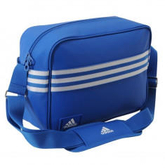 Geanta Barbati - Geanta Adidas Enamel Messenger Bag - Originala - Dimensiuni H24x W x D11cm
