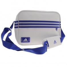 Geanta Barbati, Geanta tip postas - Geanta Adidas Enamel Messenger Bag - Originala - Dimensiuni H24x W x D11cm