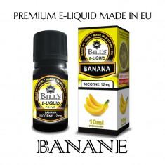 Tutun Pentru tigari de foi - Aroma de tigara electronica-Banane 6 % nicotina