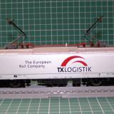 Locomotiva electrica 185531-1 marca Piko scara HO(3708) - Macheta Feroviara, 1:87, Locomotive