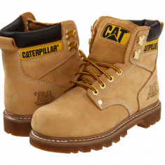 Caterpillar 2nd Shift | 100% originali, import SUA, 10 zile lucratoare - z12210 - Ghete barbati