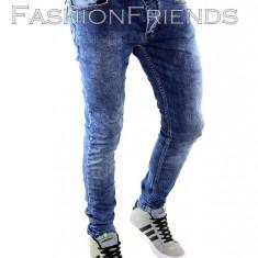Blugi tip Zara fashion - blugi barbati blugi slimfit blugi conici - cod 991, 30, 31, 36, Din imagine