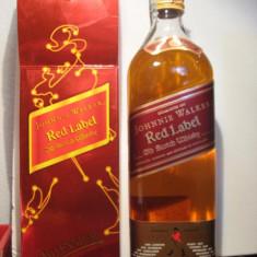 RARE sticla johnnie walker, millennium, old scotch whisky, cl.70 gr. 40