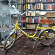 Bicicleta retro, 20 inch, 16 inch, Numar viteze: 1 - BICICLETA PEGAS ANII 1970
