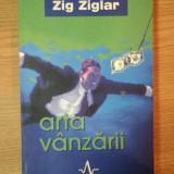 ARTA VANZARII de ZIG ZIGLAR , 2002