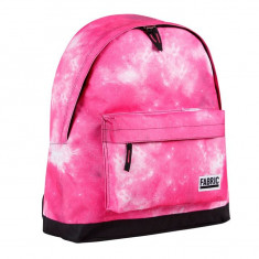 Rucsac Copii - Ghiozdan Fabric Galaxy Backpack - Original - Dimensiuni H34cm x W35cm x D10cm