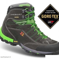 Incaltaminte outdoor, Ghete, Barbati - Bocanci Garmont Explorer GTX Gore-Tex Vibram waterproof ghete iarna munte trekk