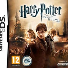 Harry Potter And The Deathly Hallows Part 2 Nintendo Ds - Jocuri Nintendo DS