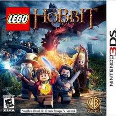Lego The Hobbit Nintendo 3Ds - Jocuri Nintendo 3DS