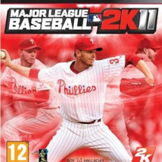 Major League Baseball 2K11 Ps3 - Jocuri PS3 Take 2 Interactive