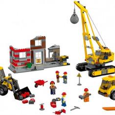 Santier De Demolari (60076) - LEGO City
