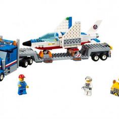Transportor De Avion Cu Reactie 60079 - LEGO City
