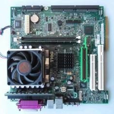 KIT Placa de baza Dell OptiPlex GX240 SDRAM AGP socket 478, Pentru INTEL, Contine procesor, MicroATX