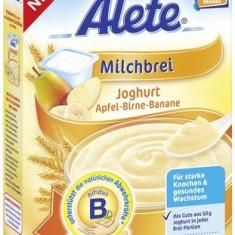 Nestle cereale cu iaurt, mere si pere 250 gr Germania NOU - Cereale copii Milupa, De la 6 luni