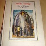 Carte de povesti - De la Pamant la Luna - Jules Verne / nr.14