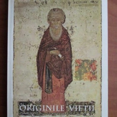 Carti Crestinism - Originile vietii monahale / Antoine Guillaumont