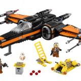 Lego Minifigurine - LEGO® Poe\'s X-Wing Fighter™ - 75102