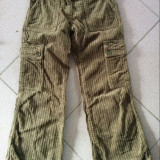 Pantaloni raiat, jeansi copii, unisex, 8-10 ani, Benetton. COMANDA MINIMA 30 lei
