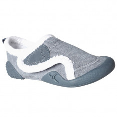 Papuci copii, Unisex - Incaltaminte copii interior DOMYOS (DECATHLON) - Babylight Gri
