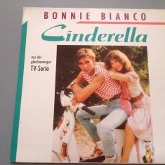 BONNIE BIANCO - CINDERELLA (1988 / CBS REC/ RFG) - DISC VINIL/VINYL/POP - Muzica Pop Columbia
