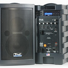 Schimb sistem audio portabil ANCHOR LIBERTY LIB-6001 made in USA