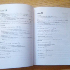 Matematica pentru examenul de bacalaureat- clubul matematicienilor - Teste Bacalaureat Altele